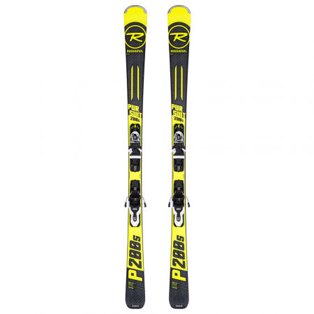 Zjazdové lyže - Rossignol PURSUIT 200S + XPRESS 10 - 2