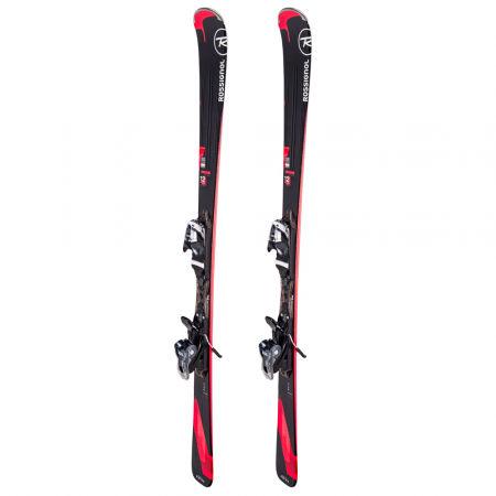 Dámske zjazdové lyže - Rossignol UNIQUE 12 + XPRESS 10 - 2