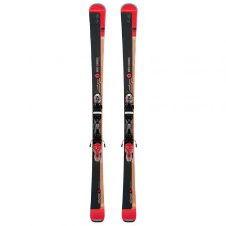 Dámske zjazdové lyže - Rossignol FAMOUS 6 XPRESS + XPRESS W 11 - 2