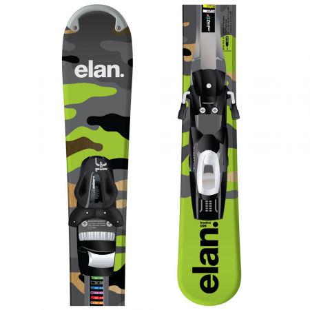 Elan FREELINE TRACK + ESP10 - All mountain ски