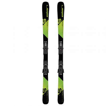Ски за ски спускане - Elan EXPLORE SPORT LS + EL 9 - 2
