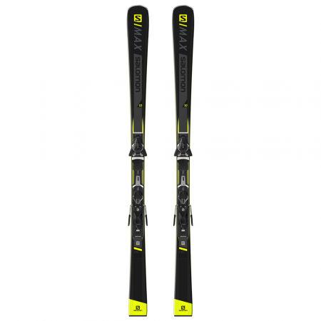 Zjazdové lyže pre mužov aj ženy - Salomon S/MAX 10 + Z11WALK - 2