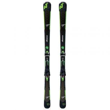 Zjazdové lyže - Nordica GT 76 TI FDT + TPX12 - 2