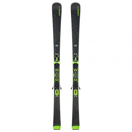 Zjazdové lyže - Elan WINGMAN 78 C PS + EL 10 - 2