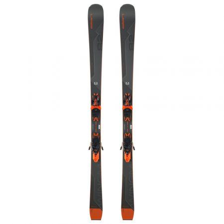 Zjazdové lyže do voľného terénu - Elan WINGMAN 82 TI PS + ELX 11 - 2