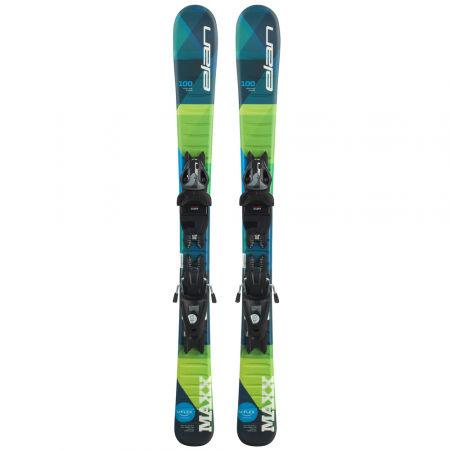 Chlapecké sjezdové lyže - Elan MAXX QS + EL 7.5 - 2