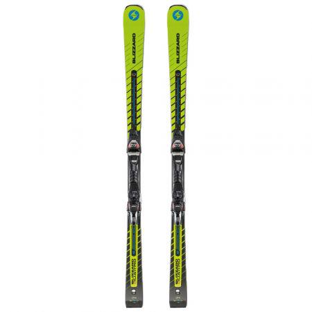 Zjazdové lyže - Blizzard QUATTRO S 76 + TPX 12 DEMO - 2
