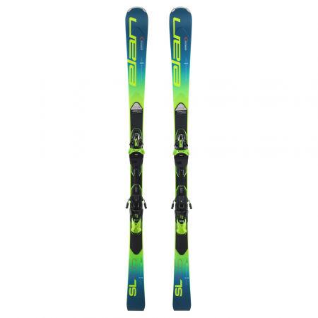 Závodní sjezdové lyže - Elan SL FUSION + EMX 11 - 2