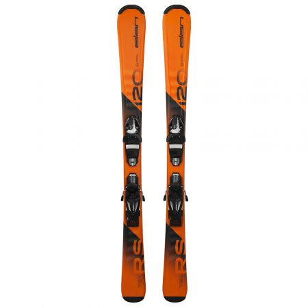 Juniorské sjezdové lyže - Elan RS RIPSTICK QS + EL 4.5 - 2