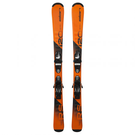 Juniorské sjezdové lyže - Elan RS RIPSTICK QS + EL 7.5 - 2