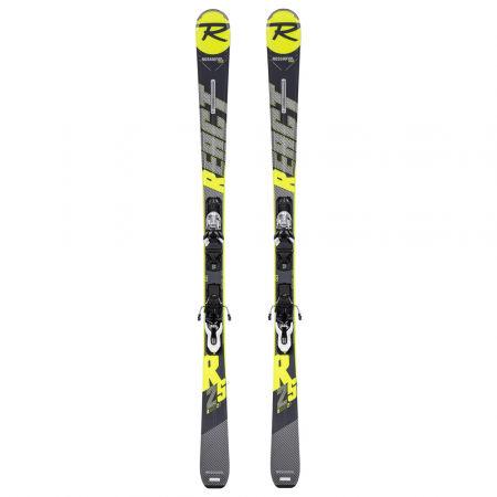 Pánske zjazdové lyže - Rossignol REACT 2S+XPRESS 10 - 2