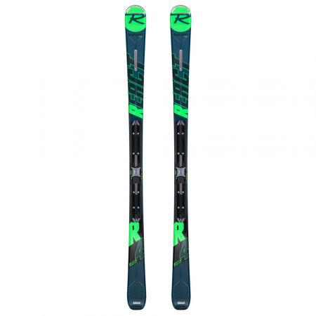 Pánské sjezdové lyže - Rossignol REACT R4 SPORT CA+XPRESS 10 - 2