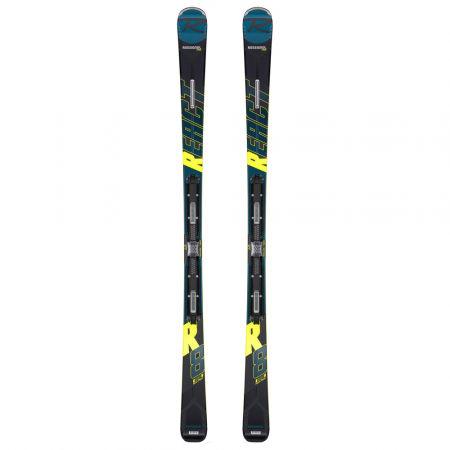 Pánske zjazdové lyže - Rossignol REACT R8 HP+NX 12 KONECT GW - 2