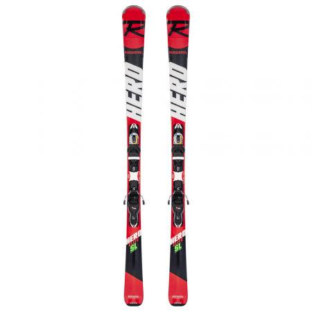 Pánské sjezdové lyže - Rossignol HERO ELITE SL LTD + XPRESS 11 - 2