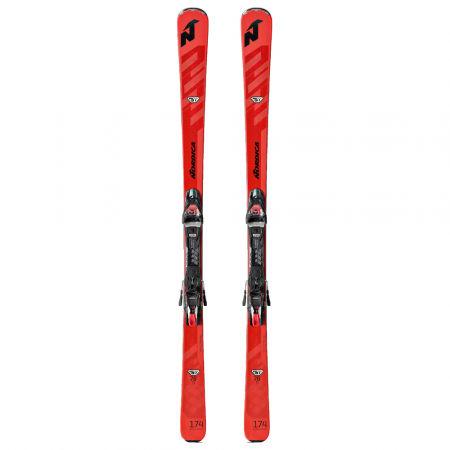 Pánské sjezdové lyže - Nordica GT 76 TI + FDT TPX 12 - 2