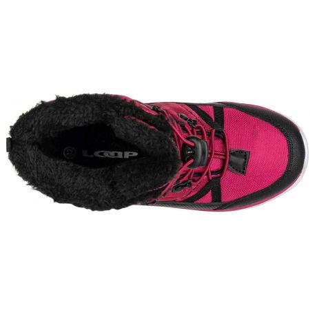 Kids' winter shoes - Loap TAHORI - 2