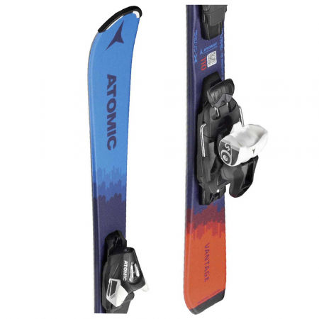 Atomic VANTAGE JR 100-120 + C 5 GW - Detské zjazdové lyže