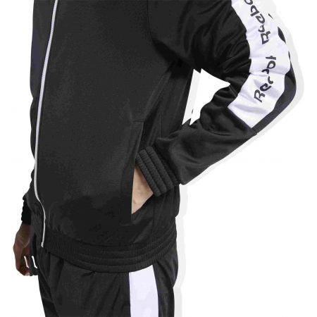 Men's jacket - Reebok TE LL TRACK JACKET - 7