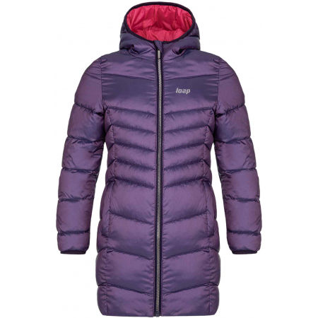 Loap IDUZIE - Girls' winter coat