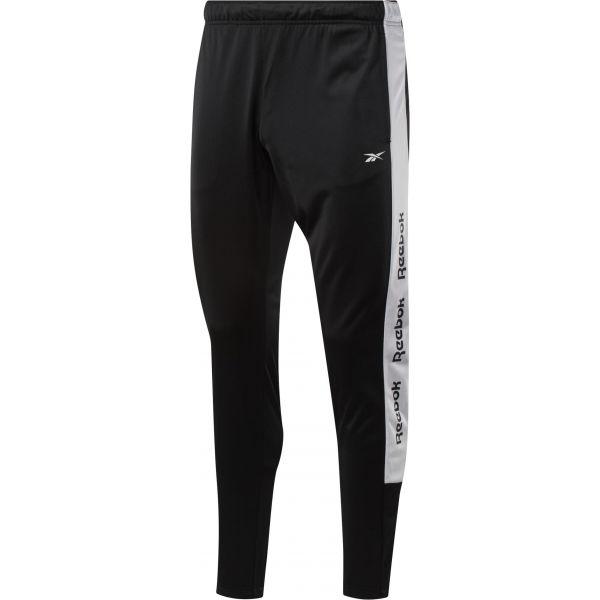 Reebok TE LL TRACK PANT  S - Pánské kalhoty