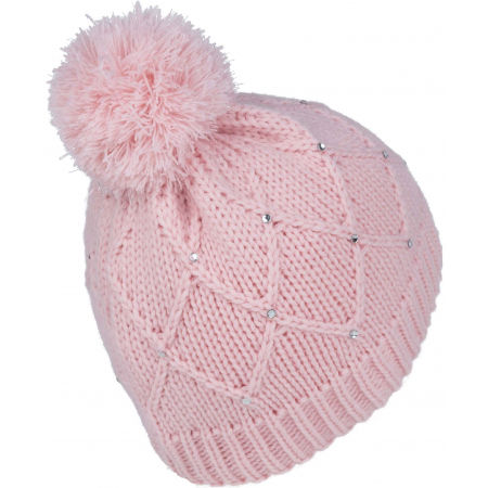 Dievčenská pletená čiapka - Lewro TAMIRA - 2