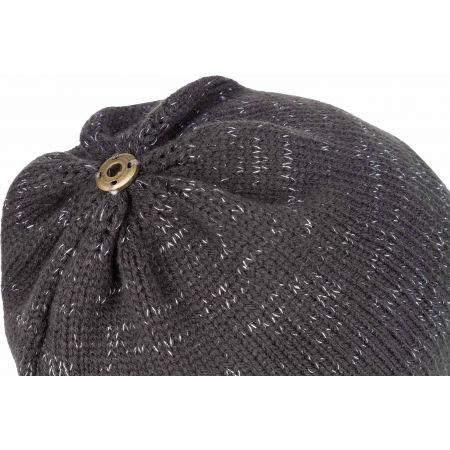 Women's knitted beanie - Willard JESS - 3
