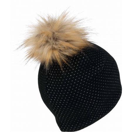 Women's knitted beanie - Willard BECKY - 2