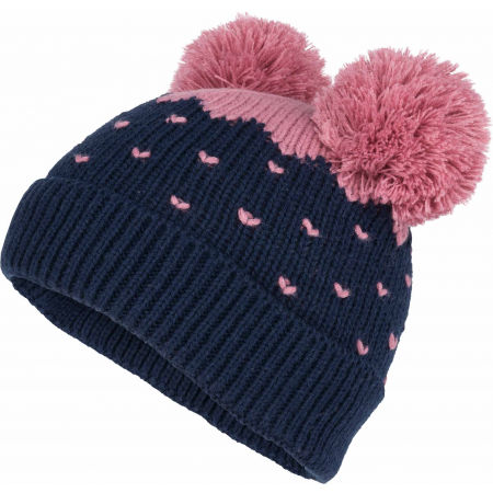 Dievčenská pletená čiapka - Lewro CALIPSO - 1