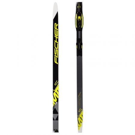 Běžecké lyže pro skating - Fischer LS SKATE + RACE SKATE - 1