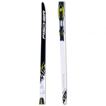 Bežecké lyže - Fischer SET SC SKATE+RC SKATE IFP - 1