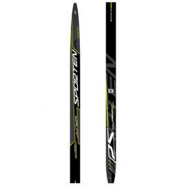 Sporten RS CLASSIC JR SKIN - Juniorské  bežecké lyže na klasiku s podporou stúpania
