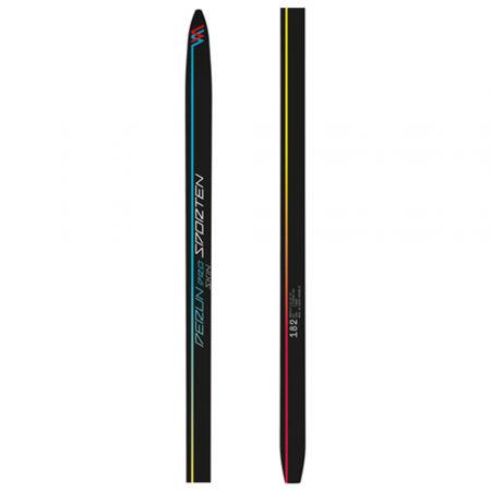 Sporten PERUN PRO SKIN - Bežecké lyže na klasiku s podporou stúpania
