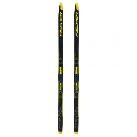Juniorské bežecké lyže na klasiku s podporou stúpania - Fischer SPRINT CROWN + TOUR - 2