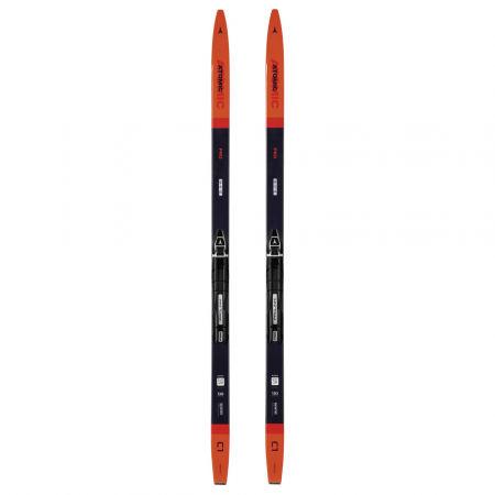 Juniorské bežecké lyže - Atomic PRO C1 SKINTEC JR + PLK ACS JR - 2