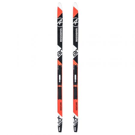 Juniorské bežecké lyže - Rossignol XT-VENT JR WXLS (SS) IFP - 2