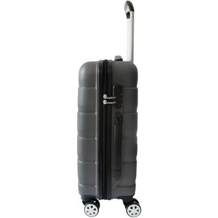 Skořepinový kufr s pojezdem - Willard RAIL-II-75 - 3