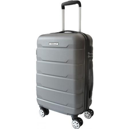 Skořepinový kufr s pojezdem - Willard RAIL-II-75 - 2