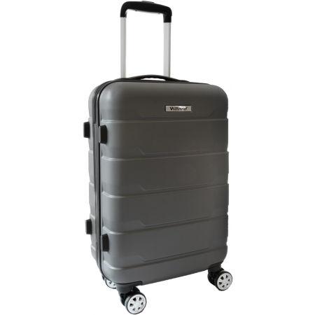 Skořepinový kufr s pojezdem - Willard RAIL-II-75 - 5
