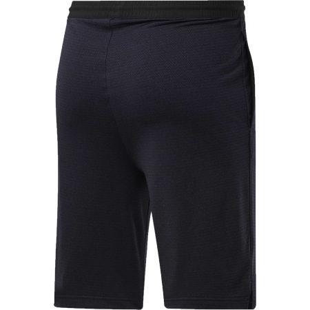 Men's sports shorts - Reebok WORKOUT READY SHORTS - 2