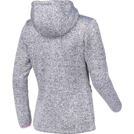 Women's fleece sweatshirt in pullover design - Willard MARIONA - 3