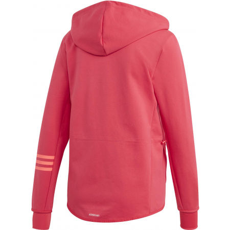 Hanorac de femei - adidas DESIGNED TO MOVE MOTION FULLZIP HOODIE - 2