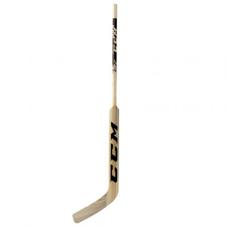 CCM E 3.5 JR 21 - Bramkarski kij hokejowy dziecięcy