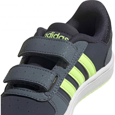 Obuwie miejskie dziecięce - adidas HOOPS 2.0 CMF C - 4
