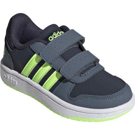 Obuwie miejskie dziecięce - adidas HOOPS 2.0 CMF C - 3