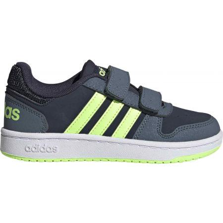 Obuwie miejskie dziecięce - adidas HOOPS 2.0 CMF C - 1