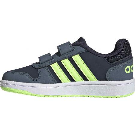 Obuwie miejskie dziecięce - adidas HOOPS 2.0 CMF C - 2