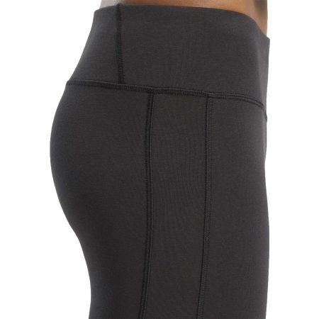 Women's tights - Reebok TE LINEAR LOGO CT LEGGING - 7