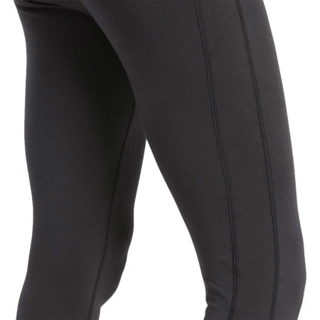 Women's tights - Reebok TE LINEAR LOGO CT LEGGING - 8
