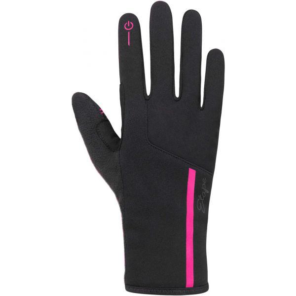 Etape DIANA WS+ černá S - Dámské Zimní rukavice