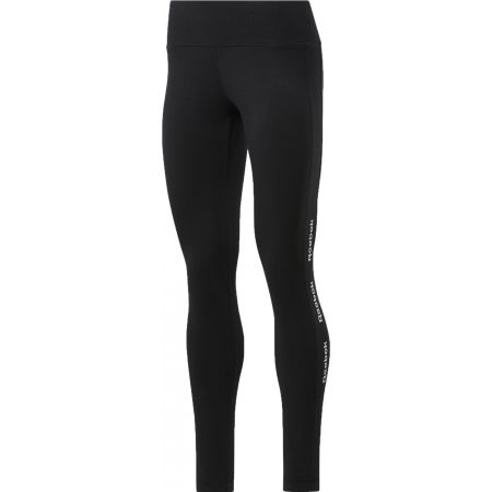 Reebok TE LINEAR LOGO CT LEGGING